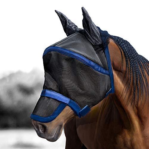 Harrison Howard Maskology Supreme PferdeFliegenmaske Vollblut