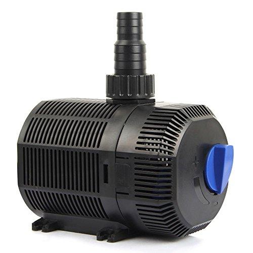 SPEED Eco Pumpe Teichpumpe Filterpumpe Bachlaufpumpe Wasserpumpe 2300L/h 35W