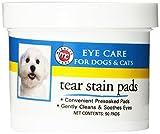 Miracle Care Products Augenpflege-Pads für Hunde und Katzen, 90Stück