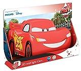 Philips Disney Cars LED Wandleuchte 3D, rot