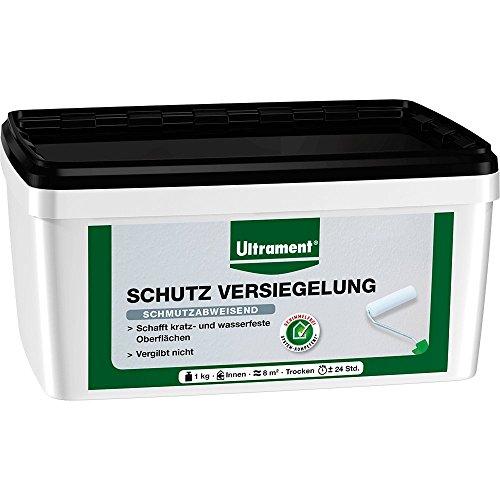 Ultrament Schutz Versiegelung, weiß, 1kg