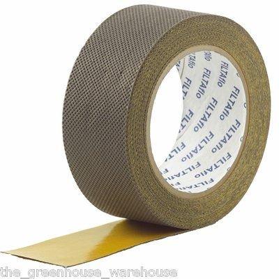AntiDUST breather tape für Polycarbonat-Platten - 10 m Rolle, 25 mm breit