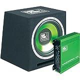 Raveland Car-HiFi-Set Green Force I