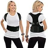 Gifort Geradehalter zur Haltungskorrektur,Rückenstütze und Bandage zur Korrektur der Körperhaltung,Rückenbandage Rückenhalter Haltungskorrektur für Damen und Herren