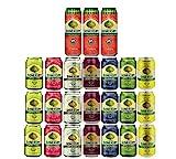Somersby Cider Mix-Set 4,5% vol. 24 Dosen Watermelon, Citrus, Rhubarb, Apple, Elderflower, Blackberry and Pear inkl. Pfand
