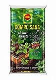 COMPO SANA Anzucht- und Kräutererde 5 L (CAKR 5)
