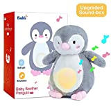Bable Baby Geschenk, Baby Spielzeug Schlafhilfe Nachtlicht Beruhigende Sound-Maschine & Babyparty-Geschenk, Kuscheltier, Geschenke zur Geburt, Einschlafhilfe Babys