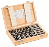 Bosch Pro 6tlg. Holzschlangenbohrer-Set mit 1/4'-Sechskantschaft