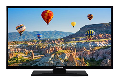 Techwood H32T11A 81 cm (32 Zoll) Fernseher (HD Ready, Triple Tuner)