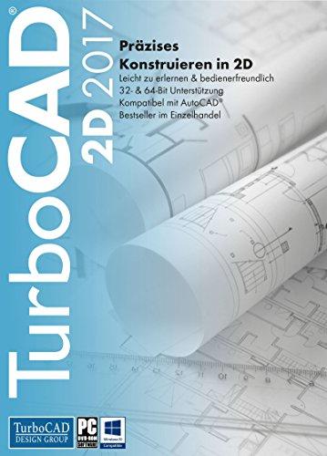 TurboCAD 2D 2017
