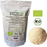 Bio Flohsamenschalen 1 Kg | 99% Reinheit | ganz / naturbelassen | Wiederverschließbarer Frischebeutel | Ballaststoffreich | Glutenfrei | Vegan | Geprüfte Lebensmittelqualität | 1000g