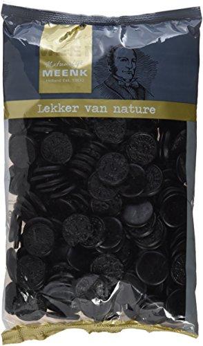 Van Vliet Münz-Lakritze - Hart & süß, 1kg, 1er Pack (1 x 1 kg)