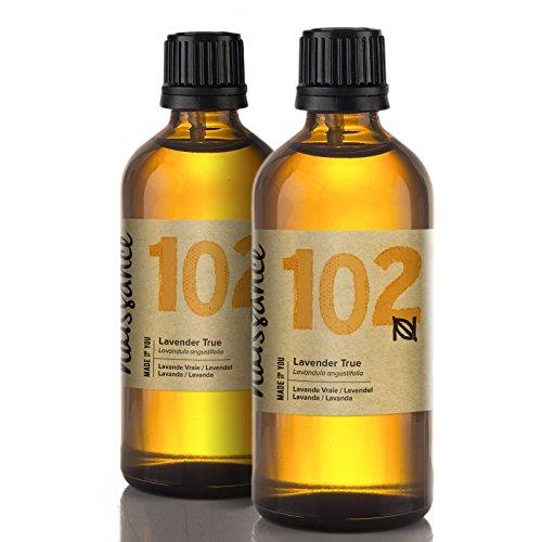 Naissance Lavendelöl (Nr. 102) 200ml (2x100ml) 100% natürliches ätherisches Öl