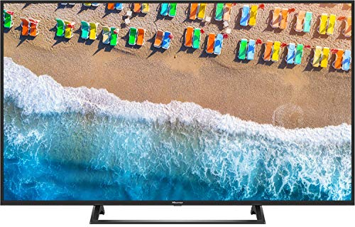 Hisense H65BE7200 165 cm (65 Zoll) Fernseher (4K Ultra HD, HDR, Triple Tuner, Smart-TV, Mittelfuß)