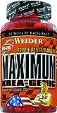 Weider, Maximum Krea-Genic, 1er Pack (1x 240 Kapseln)