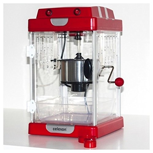 celexon CinePop CP1000 - Popcorn-Maschine - 310 W, 1091621