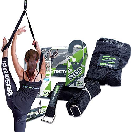 EverStretch - Trage, mit flexibler, Flexibilität-Trainer Premium: Das Gerät für Ballett-, Tanz-, MMA, Taekwondo und Gymnastik mit tragbarer Stretch-Maschine.