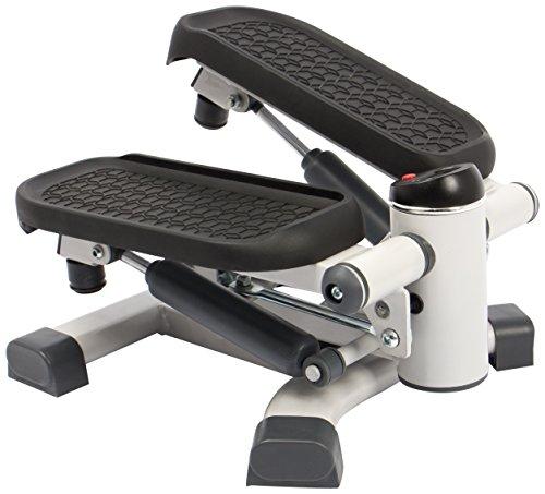 SportPlus Stepper • 2in1 Stepper für zuhause mit patentierter Umschalttechnik • Side Stepper & Up-Down-Stepper • gleichmäßiger Bewegungsablauf • Nutzergewicht bis 100kg • Sicherheit geprüft • SP-MSP-005