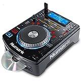 Numark NDX500 USB/CD Player und DJ Controller mit Jog Wheel zum Scratchen integriertes USB Audiointerface Automatischer BPM Analyzer und Tap Tempo