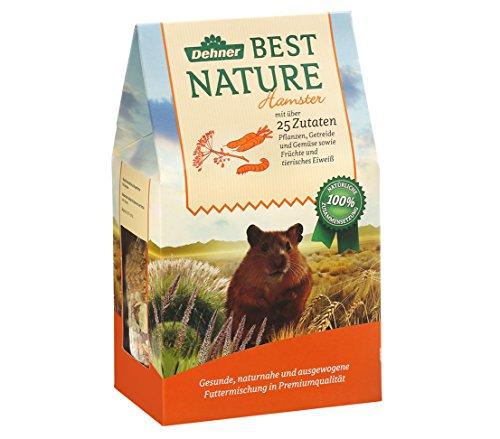 Dehner Best Nature Nagerfutter für Hamster, 500 g