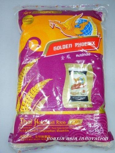 Golden Phoenix Duftreis 4,5 kg Jasminreis