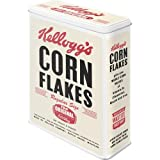 Nostalgic-Art 30303 Kellogg's - Corn Flakes Retro Package, Vorratsdose XL
