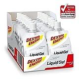 Dextro Energy Gel Sport | 18 x 60ml Dextro Energy Classic Liquid Gel | Liquid Gel mit Dextrose | Ideal für Unterwegs & als Sportgetränk