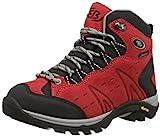 Bruetting MOUNT BONA HIGH, Damen Trekking- & Wanderstiefel, Rot (ROT), 39 EU (6 Damen UK)