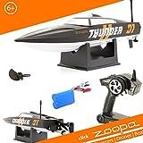 ACME - zoopa Thunder | #01 Speedboot | inkl. 2,4Ghz Fernsteuerung | Ready to Race (ZA0100)
