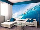 Fototapete WELLE OZEAN MEER WASSER Nr.8T-180 Aufkleber Bildtapete Poster Wandbild ocean waves sea wallpaper wall mural