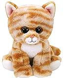 TY 42305 Cleo, Katze getigert 15cm, Beanie Babies