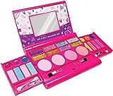 My First Makeup Set - Make-up-Set für Mädchen - hochwertige aufklappbare Schminkpalette mit Spiegel & sicherem Verschluss - SICHERHEITSGEPRÜFT - UNGIFTIG