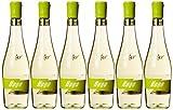 FeinkostKäferHugoAperitivo Wein Holunderblüte und Limette (6 x 0.75 l)