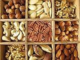 Nussmischung ohne Zusätze Nuss Mix Studentenfutter wiederverschließbar 250g-5kg