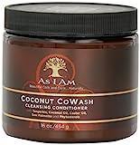 Kokosnuss-Reinigungs-CoWash-Conditioner von As I am, 454g.
