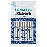 Nähmaschinen Nadeln Schmetz verschiedene 70-100 aus Deutschland X10 Nadel, 1 Packung