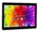ACEPAD A121 (10.1') 3G Tablet PC, 2GB RAM, 64GB Speicher, Dual-SIM, Android 7.0, IPS HD 1280x800, Quad Core CPU, WIFI/WLAN/Bluetooth, USB/SD (Alu-Schwarz)