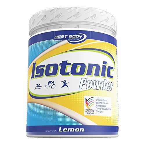 Best Body Nutriton Isotonic Powder Ausdauer, 1er Pack (1 x 600 g)