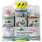 ColorMatic 444258 Scheinwerferaufbereitungs-Set