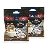 Tchibo Caffe Crema 2x100 Kaffee-Pads, Kaffee fürs Büro