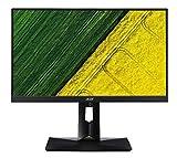 Acer CB271HB 69 cm (27 Zoll Full HD) Monitor (DVI, HDMI, 1ms Reaktionszeit, Höhenverstellbar, Pivot-Funktion, ZeroFrame) schwarz