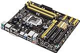 Asus Q87M-E (C2) Haswell Mainboard Sockel 1150 (micro-ATX, Intel Q87, 16x PCIe, DDR3 Speicher, SATA III)