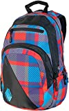 Nitro Snowboards Rucksack Stash, plaid red/blue, 49 x 32 x 22 cm, 29 Litre, 878011