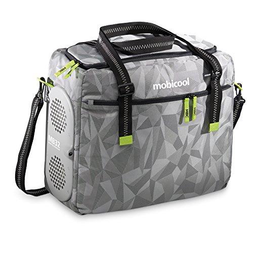 MOBICOOL 9600004999 MB32 Power DC  -   Elektrische Kühltasche zum Anschluss im Zigarettenanzünder im Auto I  Fassungsvermögen: ca. 32  l  Kühlung bis 15 °C unter Umgebungstemperatur  I  ideal für Einkauf und Picknick