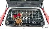 xtremeauto Langlebig Universal Deluxe strapazierfähig Hund Guard Haustier Auto Barriere Käfig Mesh Head Rest Pet Dog Guard mit xtremeauto Aufkleber