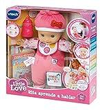 Vtech - Little Love Rita Sprechen Lernen, interaktive Puppe
