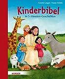 Kinderbibel: in 5-Minuten Geschichten