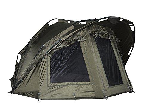MK-Angelsport 'Fort Knox 2 Mann Dome' Zelt Karpfenzelt Angelzelt