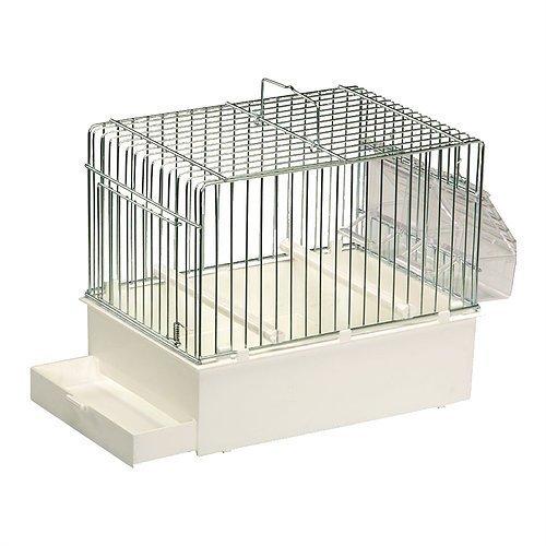 Pet Ting Transport-Käfig für Vögel, für Reisen, geeignet für Finken, Kanarienvögel, Wellensittiche etc.