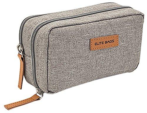ELITE BAGS DIABETIC´S Diabetikertasche versch. Farben (inkl. Kühlelement) (grau bitone)
